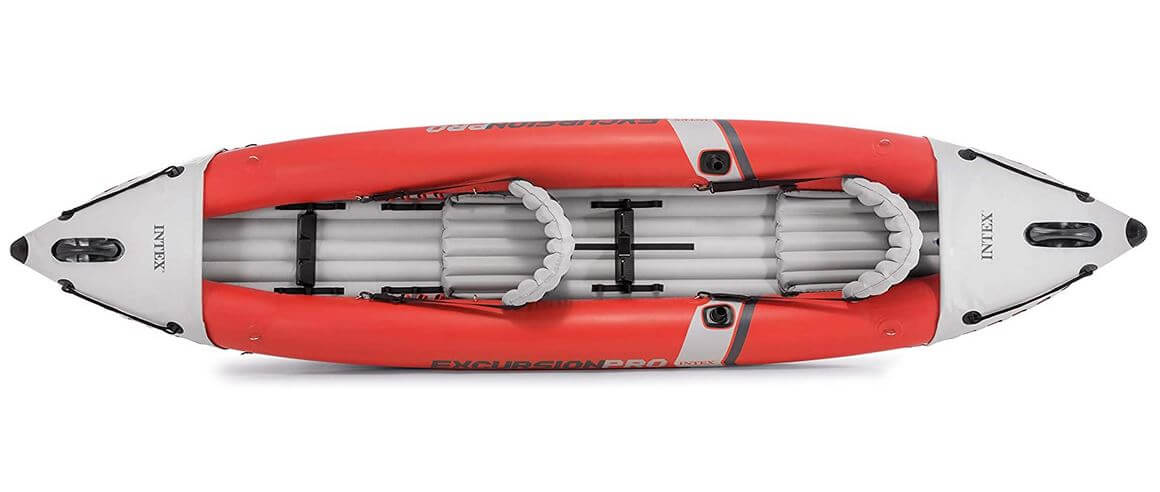 Intex Excursion Pro Kayak, Professional Series Inflatable