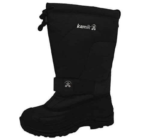 Kamik Mens Greenbay 4 Cold-Weather Boot