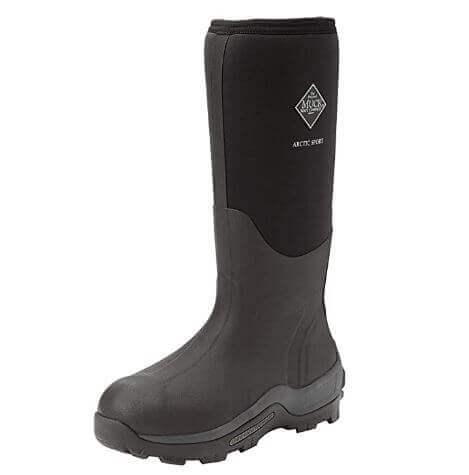 Muck Boot Arctic Sport Rubber High Performance Mens Winter Boot