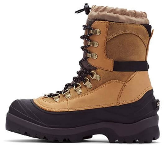 SOREL - Mens Conquest Waterproof Insulated Winter Boot
