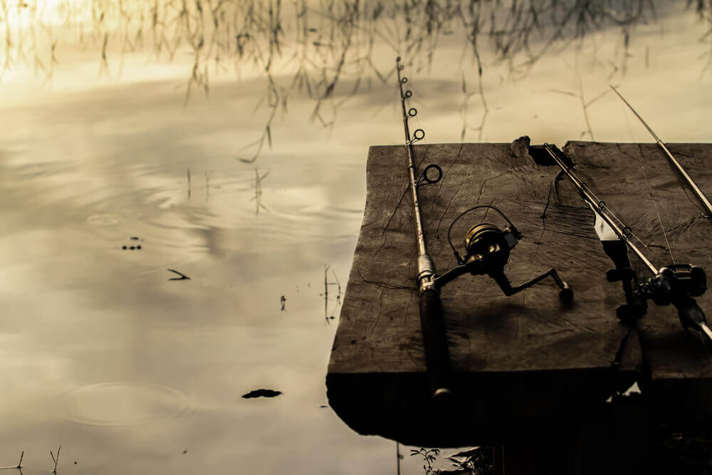How To Set Up A Fishing Pole For Bass